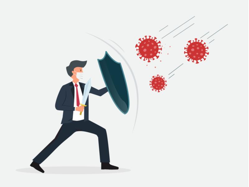 Бизнес в условиях пандемии: основные вопросы исследования