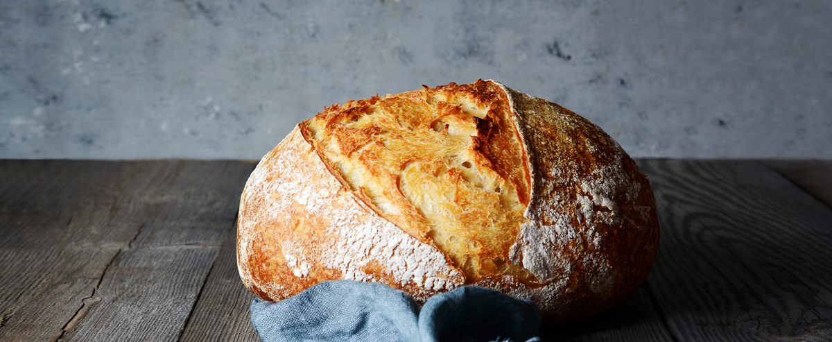 Хлеб из водорослей спасет от недостатка йода