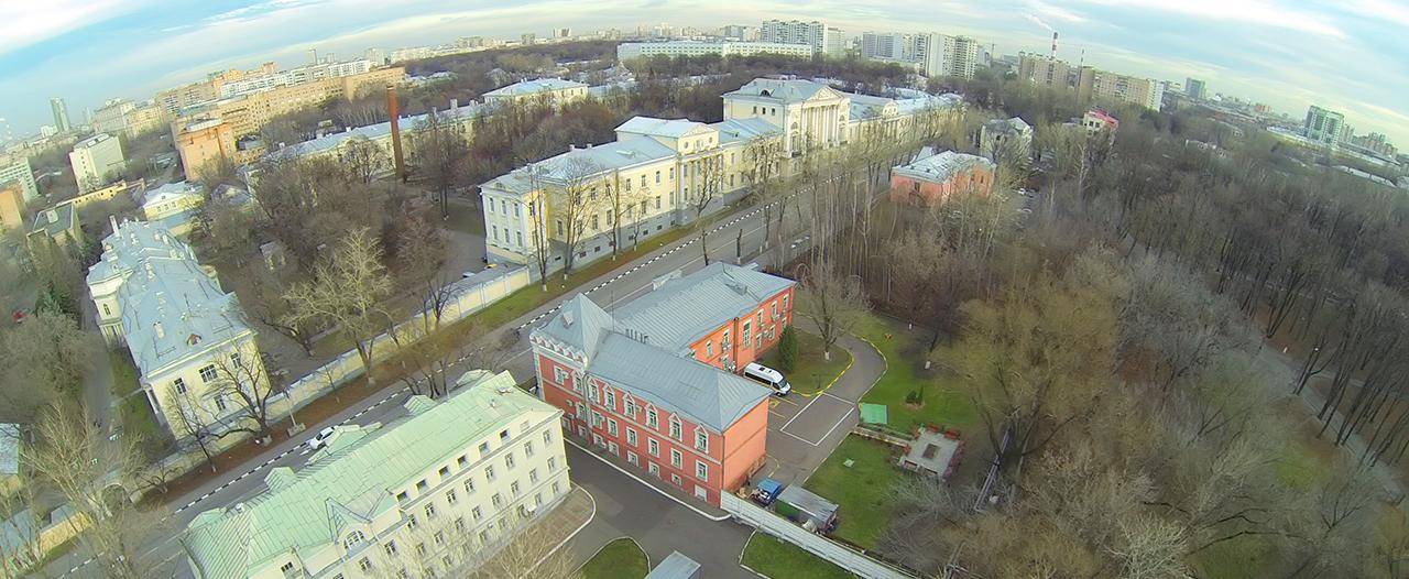 Alma-mater российской медицины отмечает 310-летие