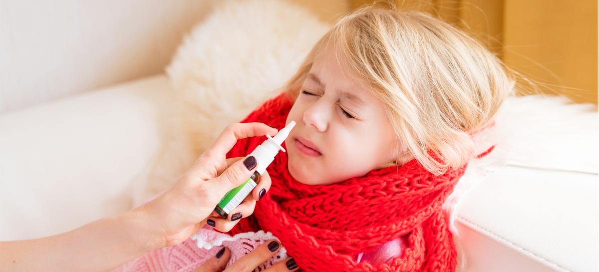 «Не пичкайте ребенка таблетками во время простуды»