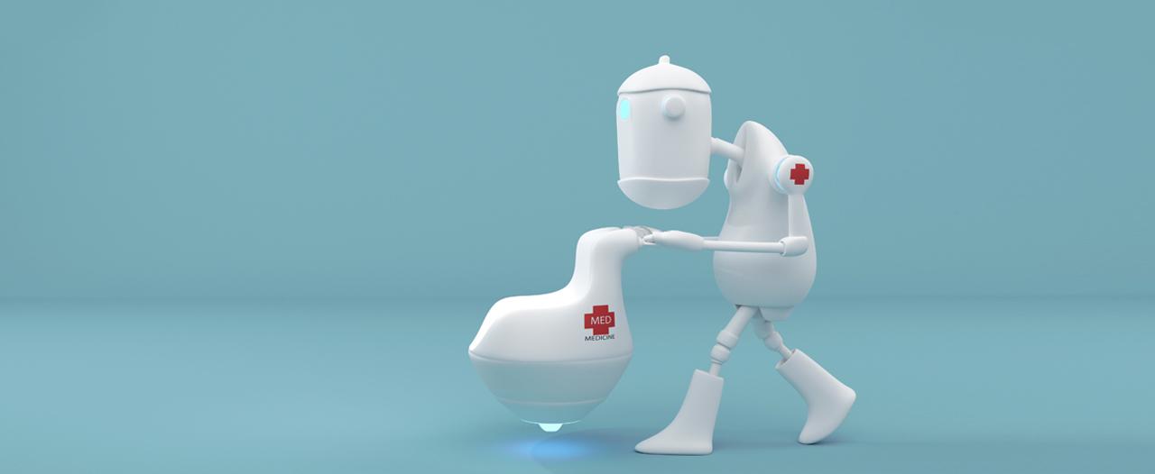 Заменят ли роботы медсестер?