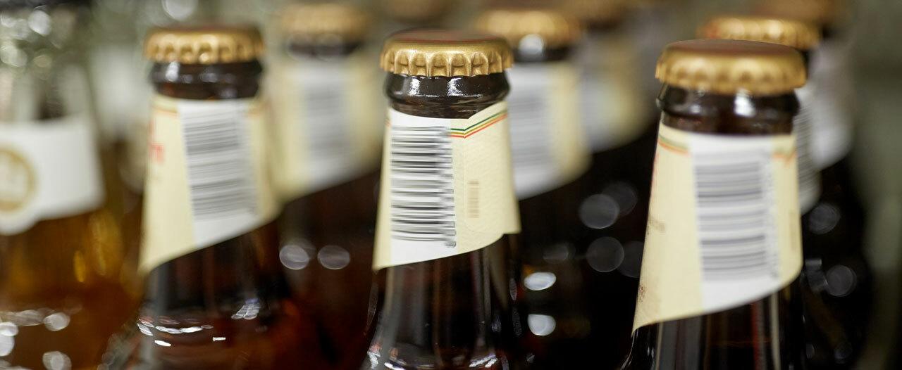 На бутылках алкоголя могут появиться «отрезвляющие» картинки