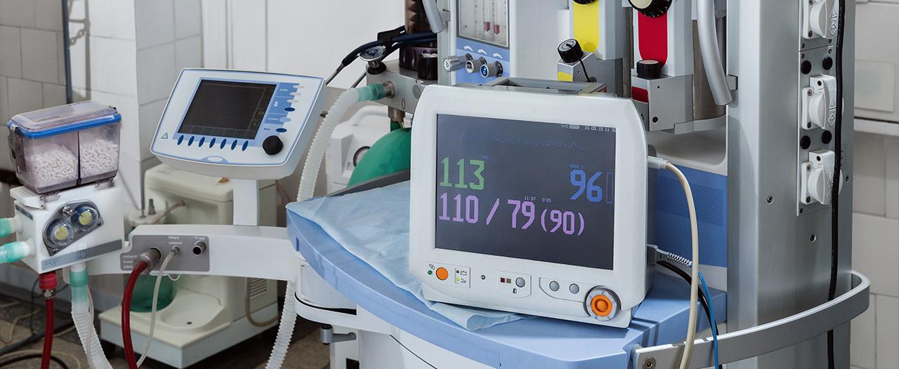 «Ростех» наладит производство аппаратов для вентиляции легких