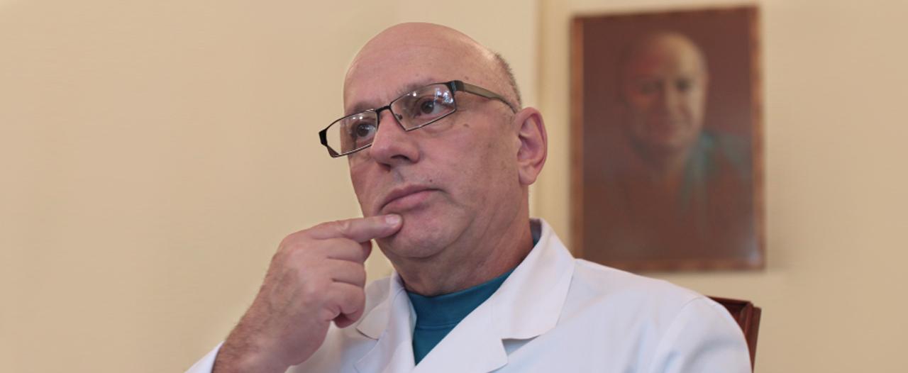 «Если пациент забыл врача после выписки – это плохой врач»