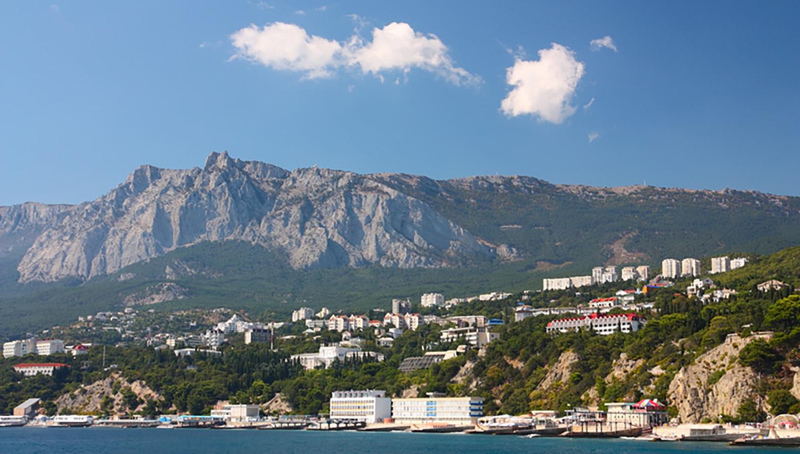 Крым как «оздоровительный бренд» России