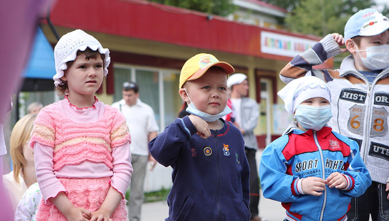 Выживаемость больных раком детей в России увеличилась до 80%