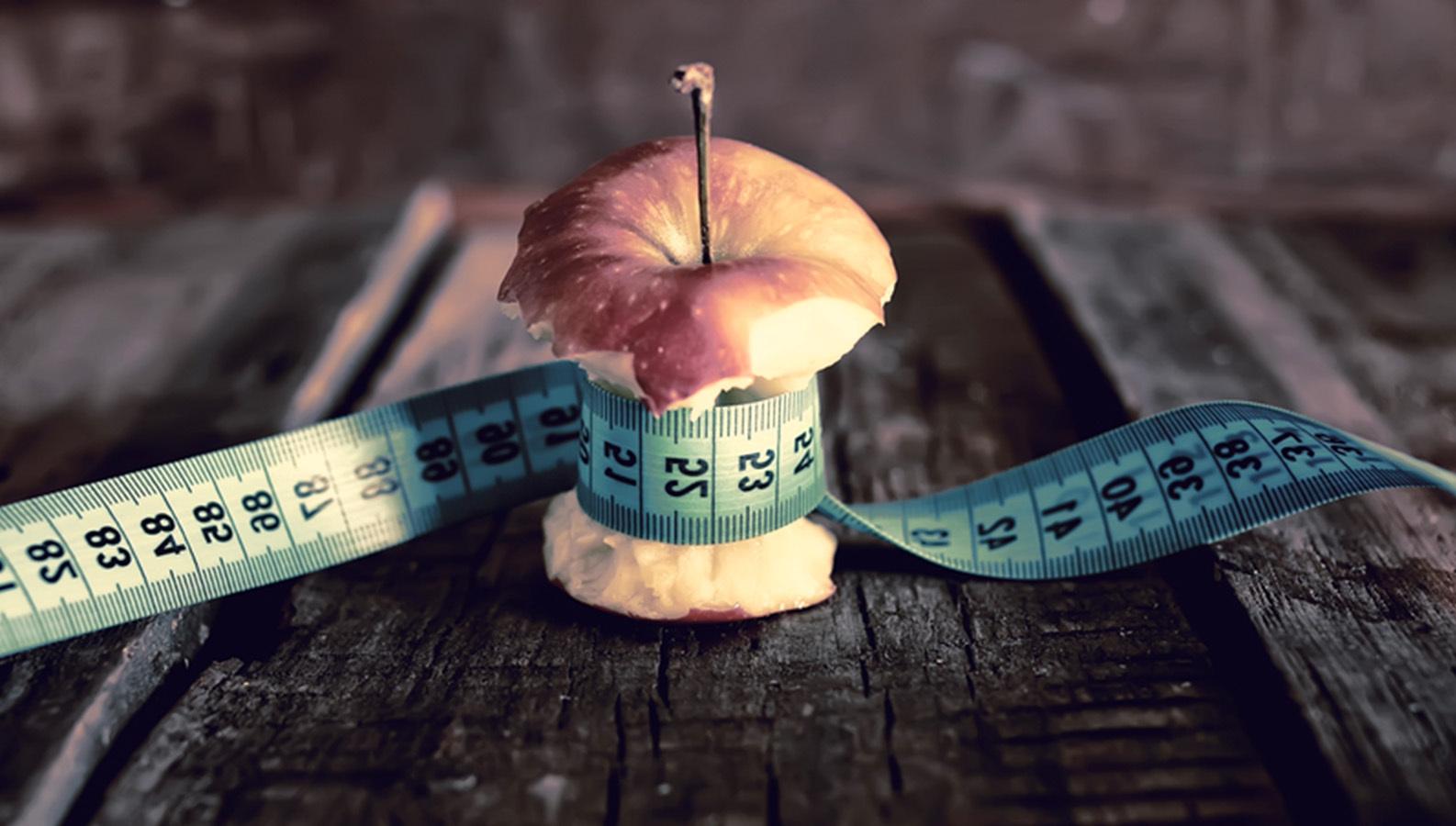 Анорексия перешла в разряд неотложных проблем