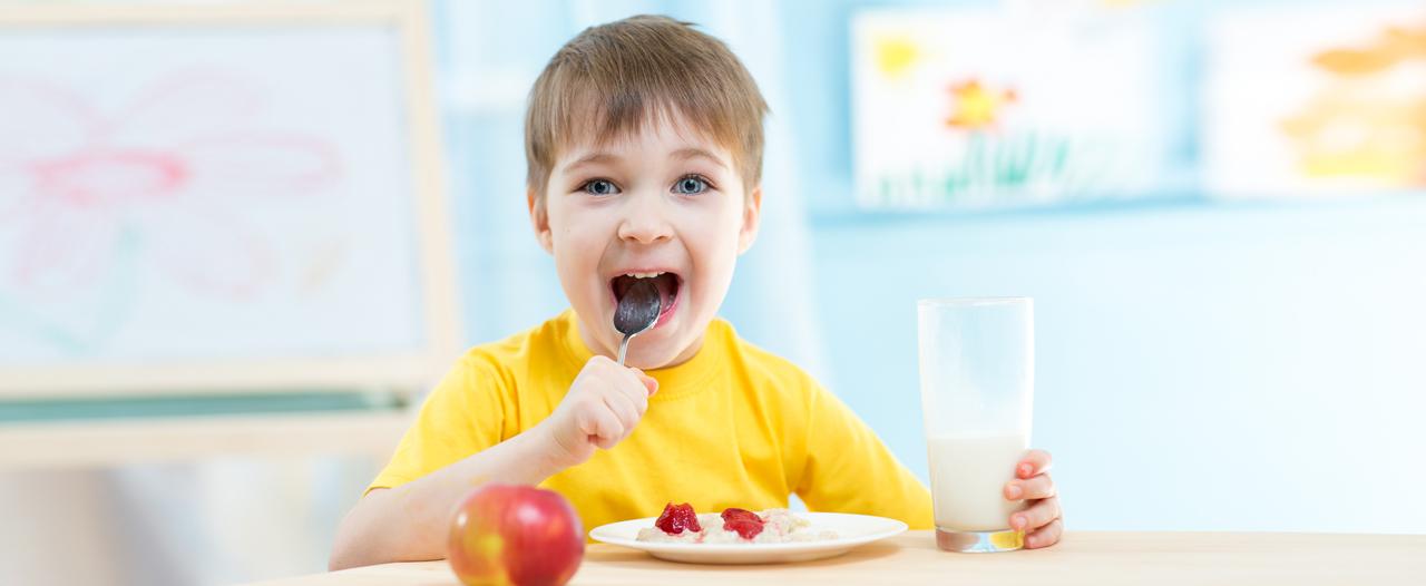 Здоровое и стройное детство