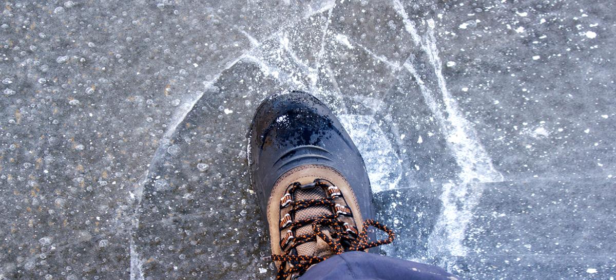 Доктор, который ходит по тонкому льду