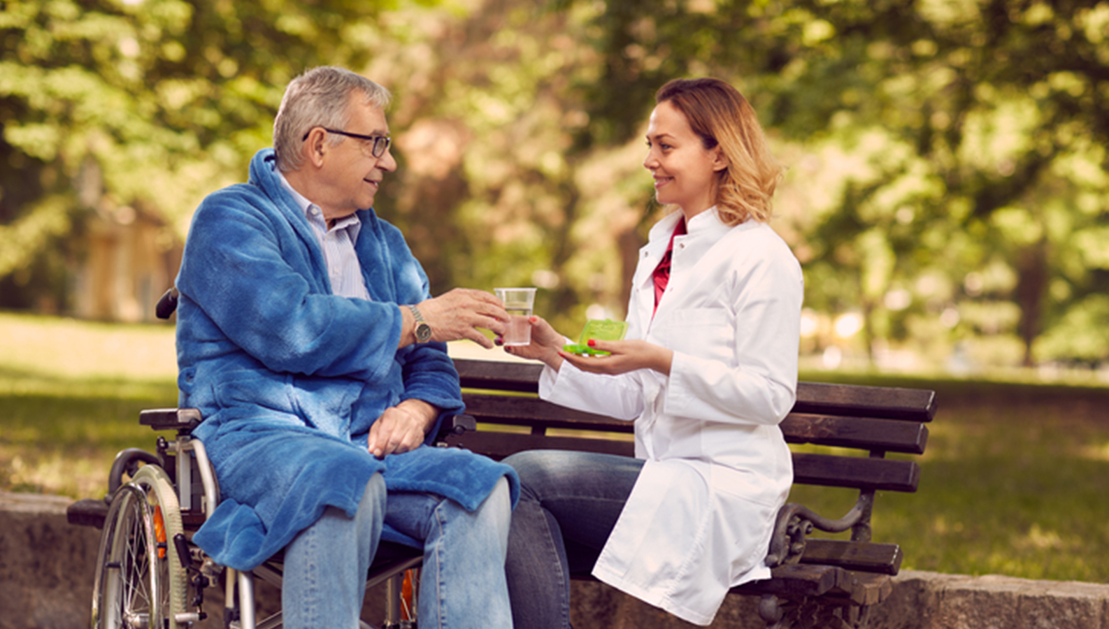 Хоспис впервые в российской практике возглавила медсестра