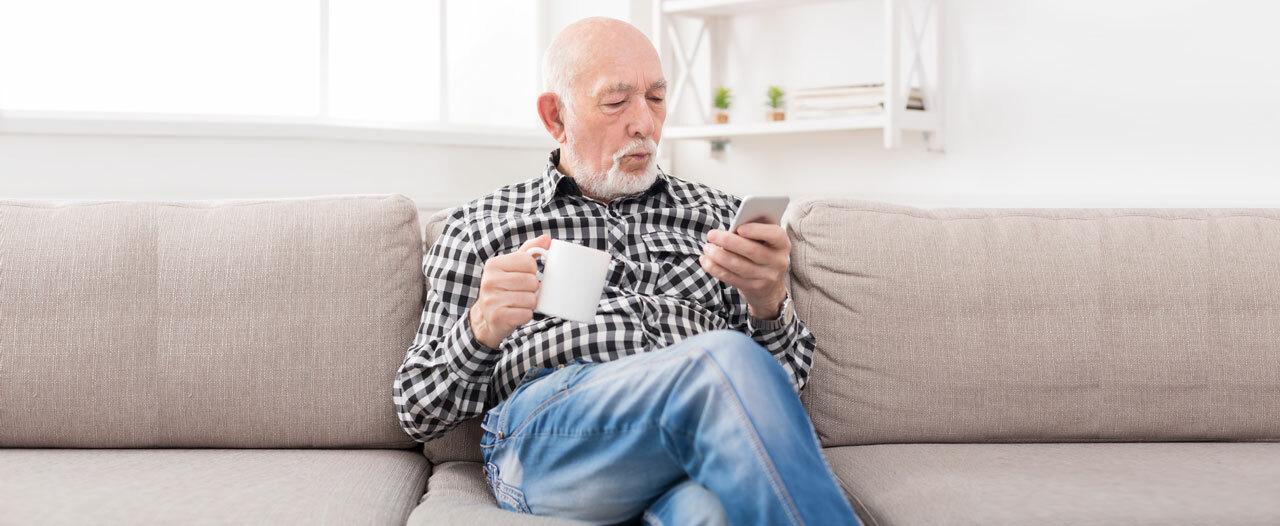 История болезни в смартфоне