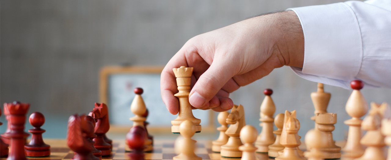 «Операция — как шахматная партия»