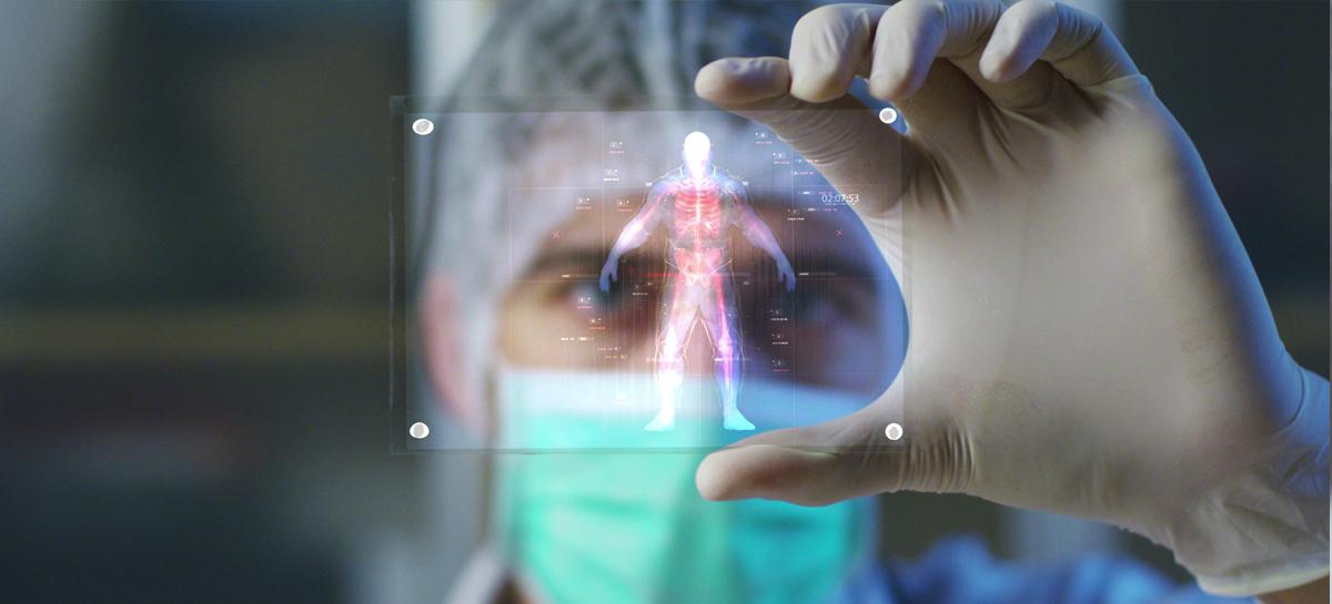 Всемирно известный пациент и цифровые технологии