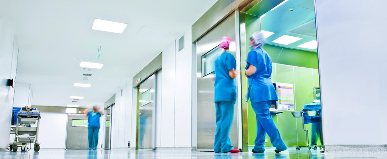 Биоритмы приемного отделения