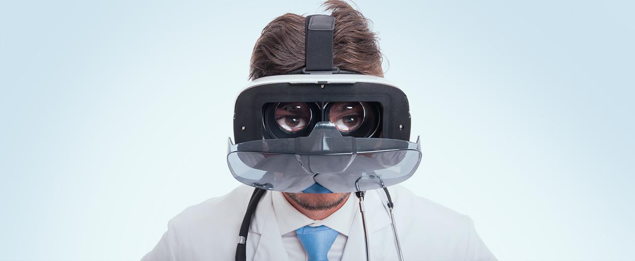 Очки из Самары помогут врачу заглянуть внутрь пациента