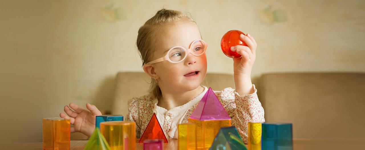 «Дети с синдромом Дауна разные, у каждого свой характер»
