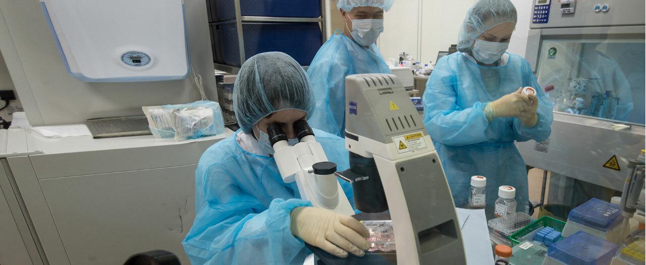 Российская разработка поможет в борьбе с рассеянным склерозом