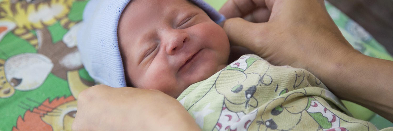 В Челябинске впервые появился на свет ЭКО-ребенок