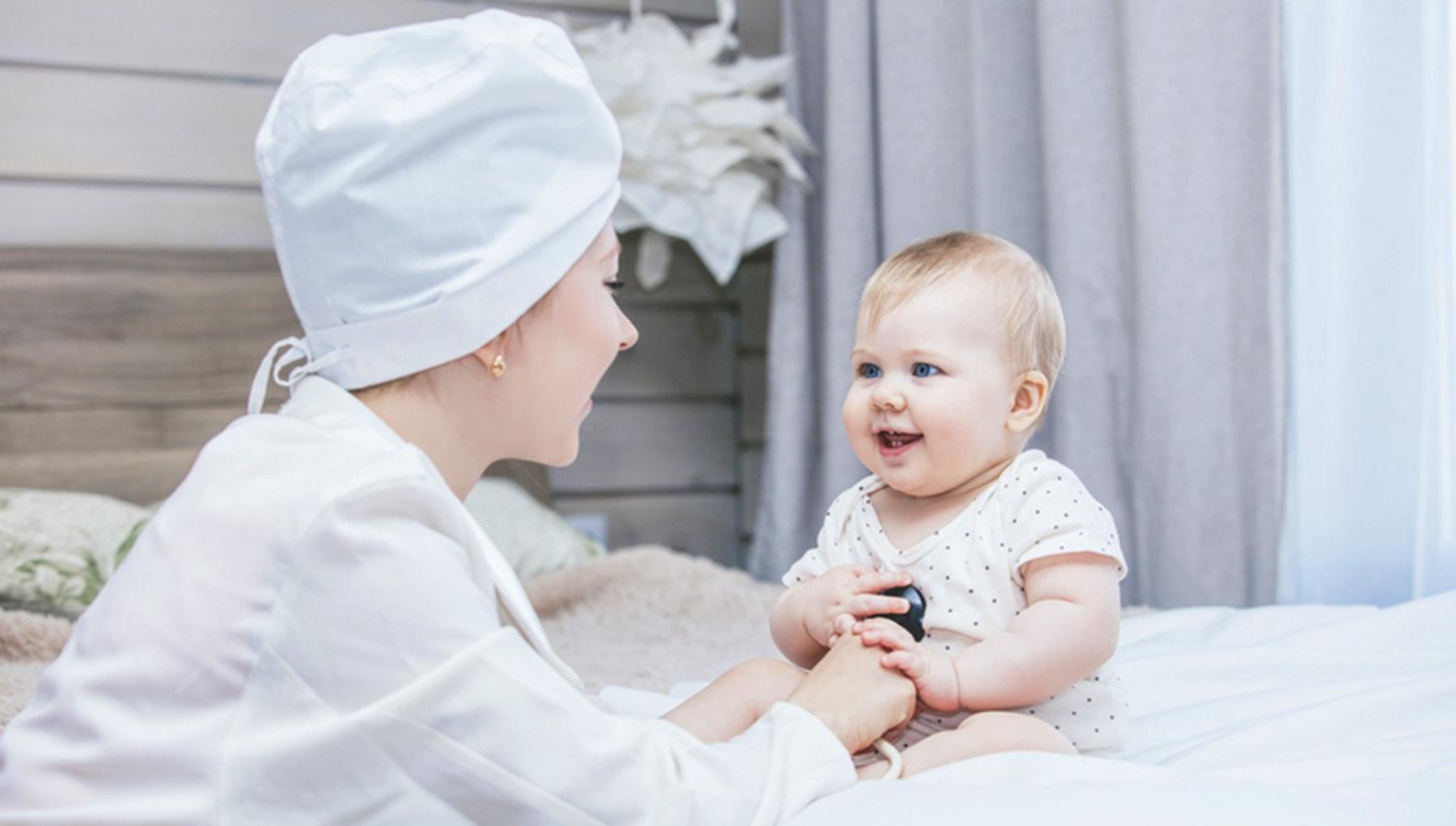 Тюменские хирурги «отремонтировали» сердце новорожденного