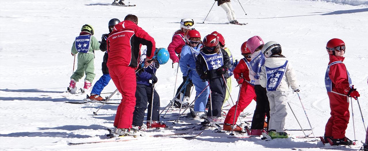 Лыжи, мороз, детский смех – и никаких границ