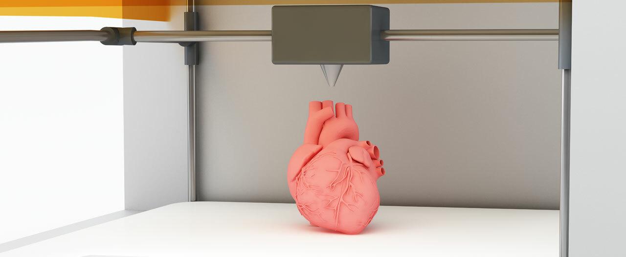 3D-печать органов спасет миллионы жизней