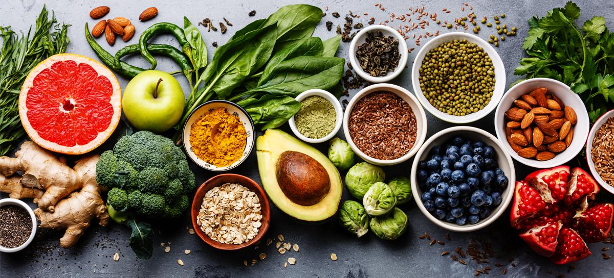 Антиоксиданты: что это такое и зачем их едят