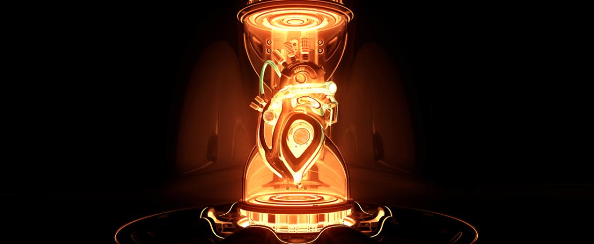 А вместо сердца – пламенный мотор