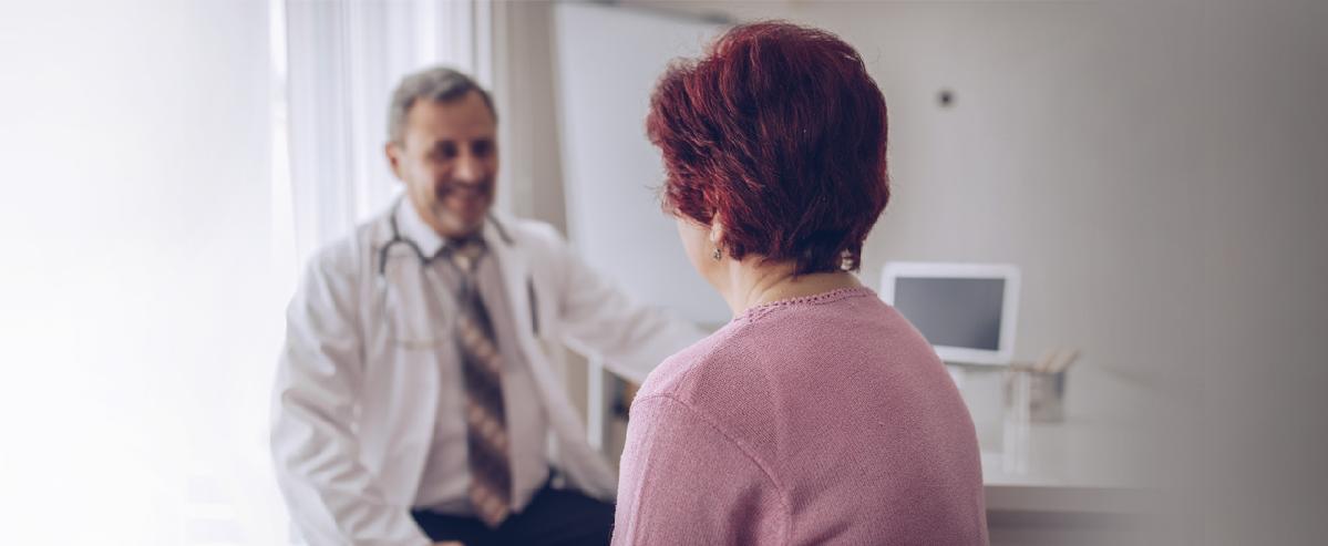 «Этот доктор разговаривает не так, как другие врачи»
