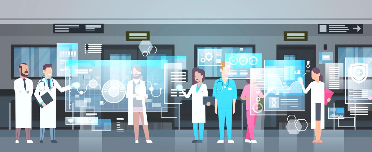 Медицина вызывает ИТ-помощь
