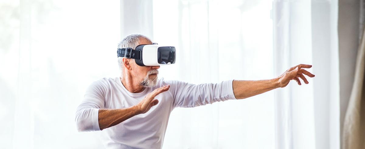 Виртуальная реальность вернет ощущение действительности