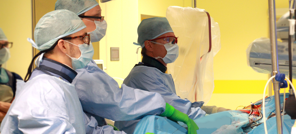 В питерском Центре Алмазова выполнили редкую и сложную операцию по методике «дымохода»