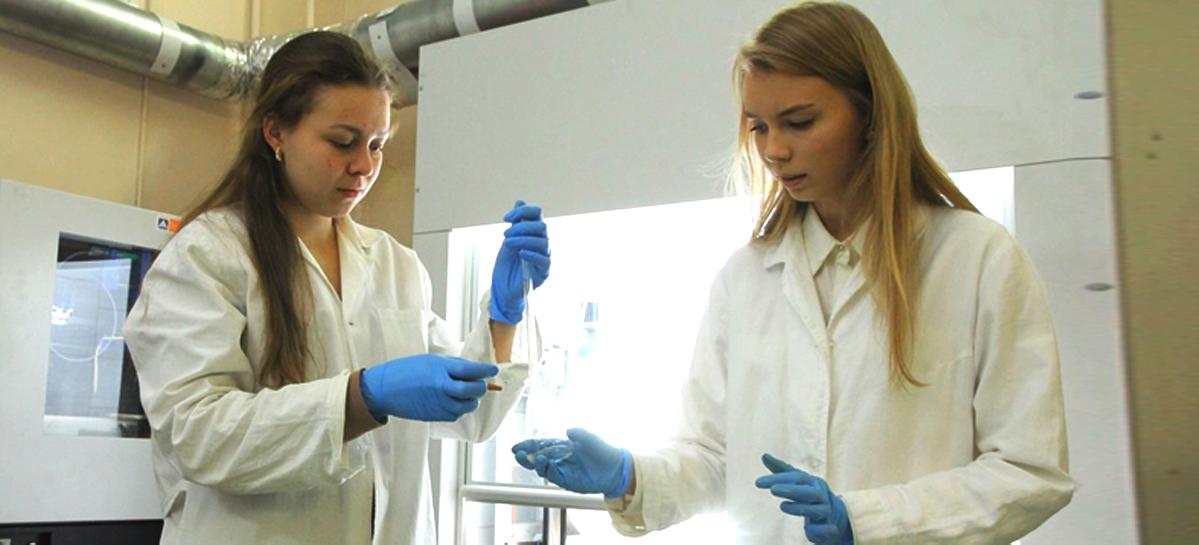 Томские ученые совершенствуют импланты-скаффолды для реконструктивной хирургии