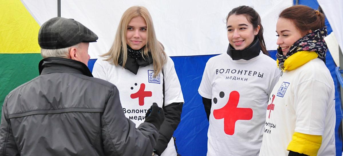 В 2018 году волонтеры провели более 4,5 тыс. профилактических мероприятий