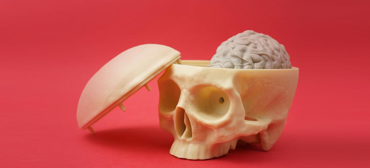 «Мы можем снять черепную коробку и увидеть опухоль»