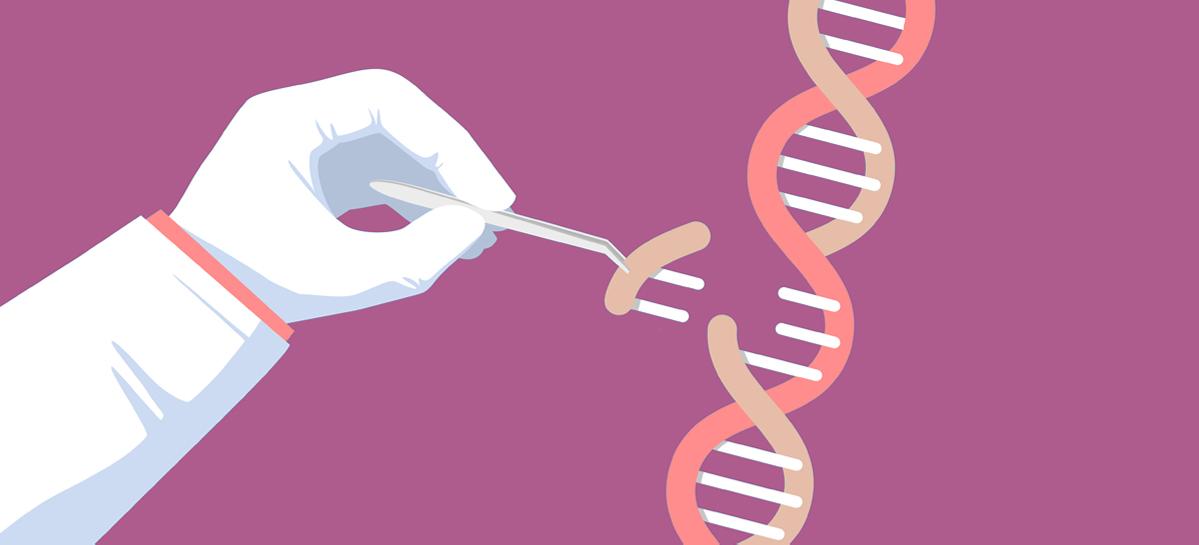 Починить сломанный ген