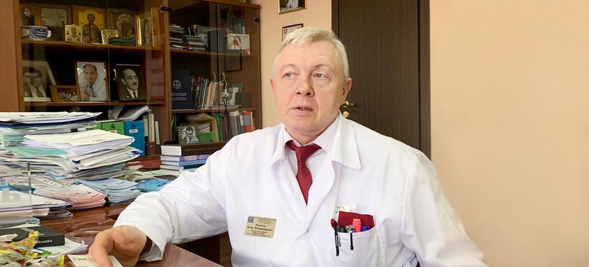 Игорь Решетов: В России на учете состоят 3,6 млн онкобольных