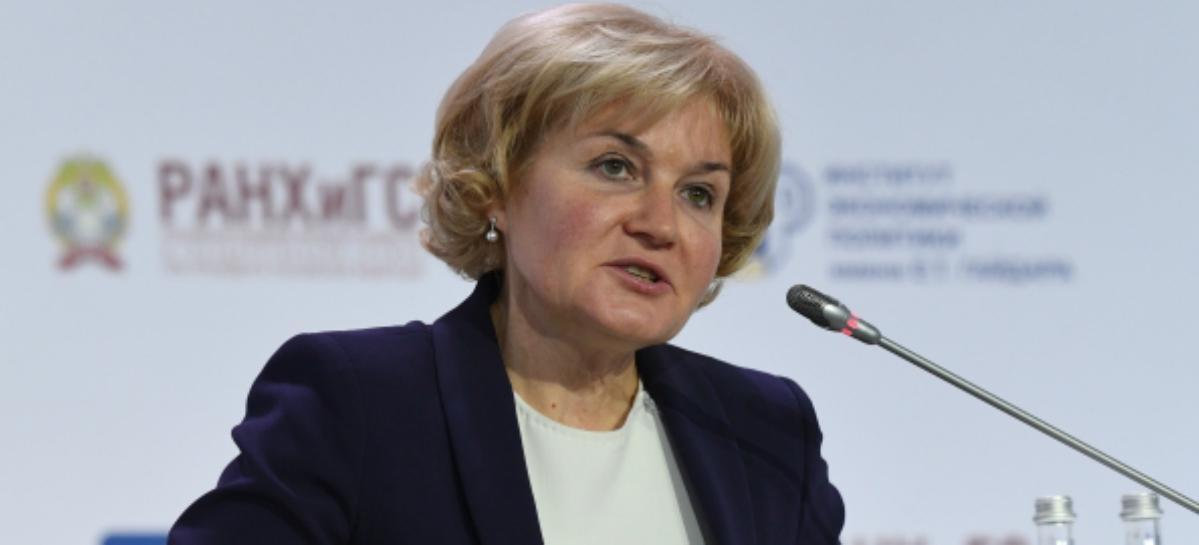Вице-премьер России Ольга Голодец: «В связи с ростом продолжительности жизни требуются не только серьезные ресурсы, но и новая культура физического воспитания»
