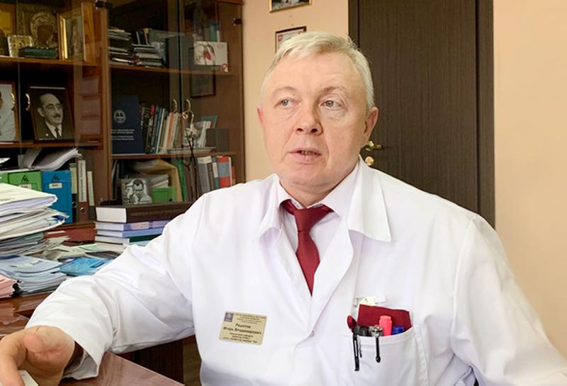 Директор Центра онкологии ПМГМУ имени И.М. Сеченова Игорь Решетов: «Надо сменить стратегию догоняющего на стратегию опережающего. Это должно стать генеральной концепцией в онкологии»