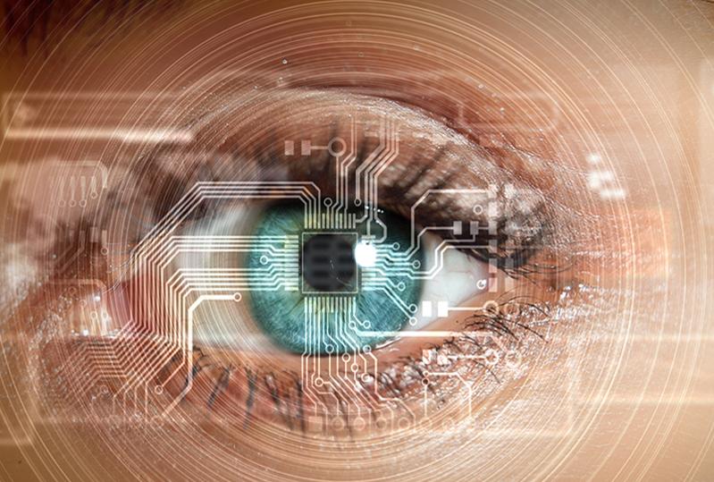 Компьютер с «человеческими глазами»