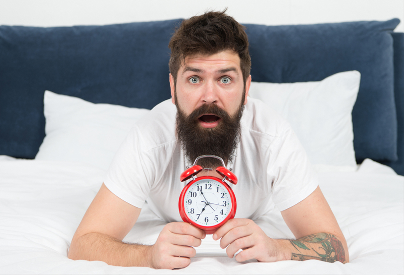 Будильник, с которым не поспишь лишние 10 минут