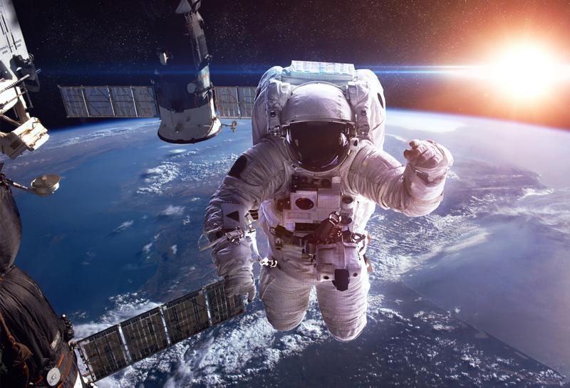 Следить за сердцем как космонавт