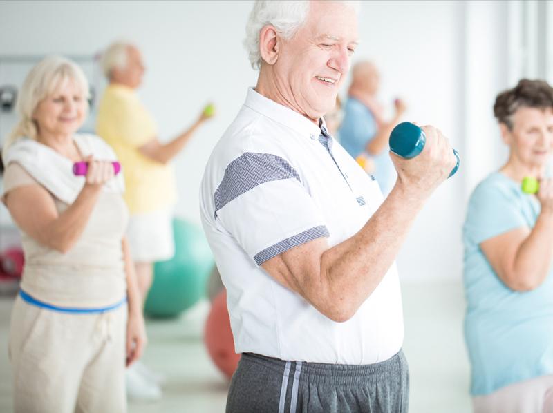 Сахалин превратился в остров спортивных пенсионеров