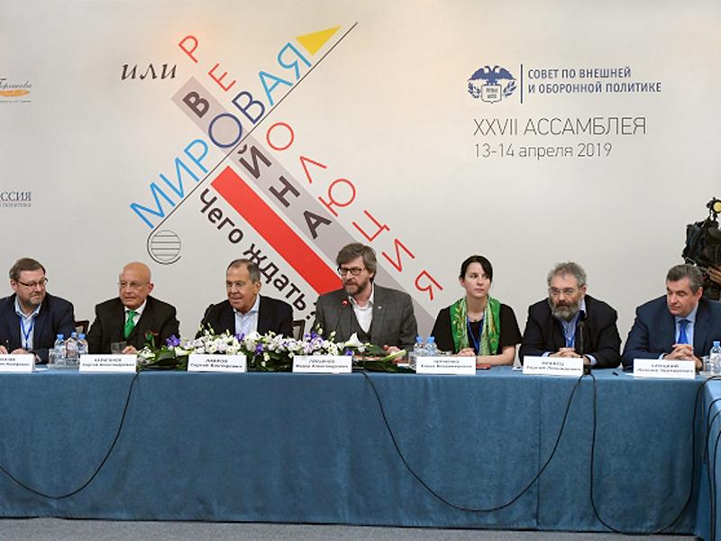 Управляющий директор ФОМ Лариса Паутова о своем выступлении на Совете по внешней и оборонной политике и о нетворкинге