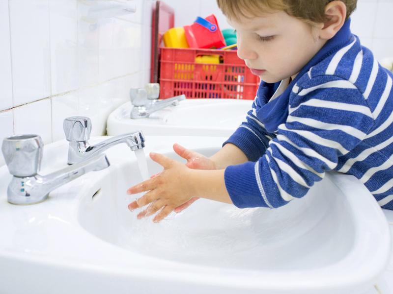 Во Владимирской области заботиться о здоровье учат с молодых ногтей