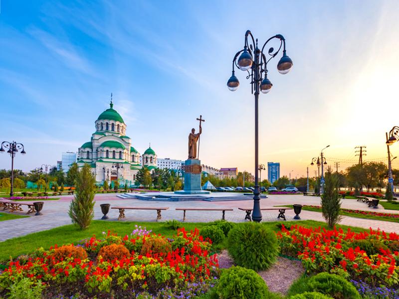 Астраханцам устроят праздник здоровья