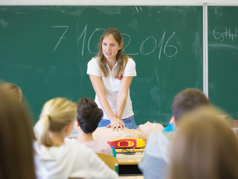 В российских школах введут уроки ЗОЖ