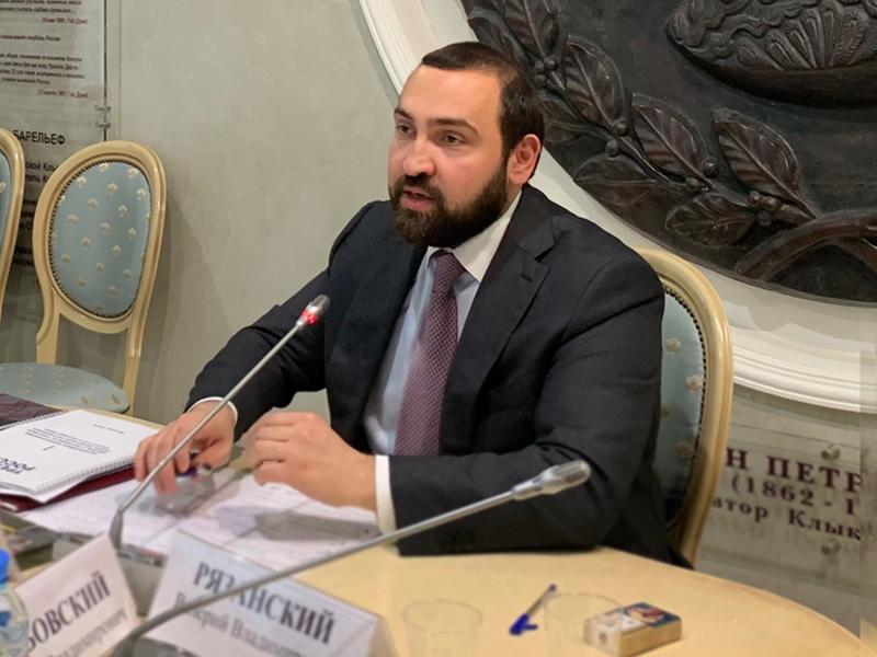 Руководитель федерального проекта «Трезвая Россия» Султан Хамзаев – о вреде курения