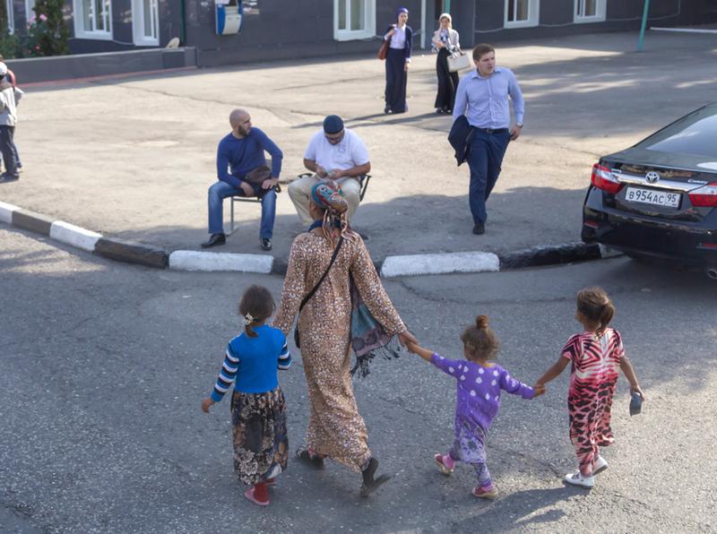 Чечня лидирует по показателю рождаемости