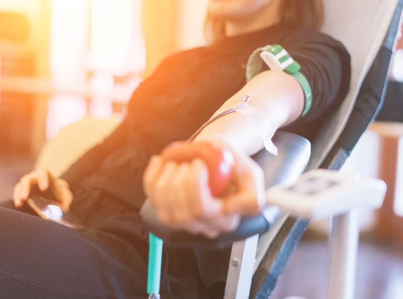 За пять месяцев 2019 года кровь и ее компоненты сдали более 51 тыс. москвичей
