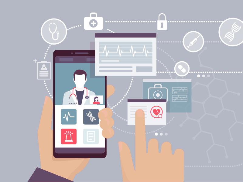 Роскачество проверит безопасность телемедицинских мобильных приложений